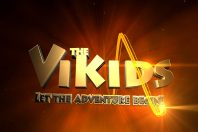 The Vikids Logotype